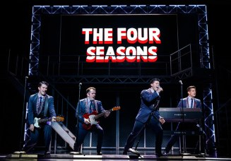 Jersey Boys Touring
