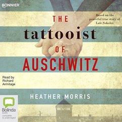 The Tatooist of Auschwitz