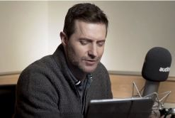 Richard Armitage Narrating Wanderlust