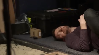 Sleeping 1