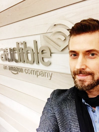 Armitage at Audible for Dr J & Mr H