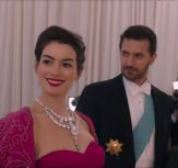 Anne Hathaway and Richard Armitage