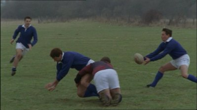 Armitage gets rugby-tackled in Ultimate Force