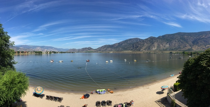 Osoyoos View