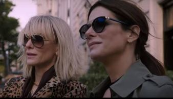Sandra Bullock and Cate Blanchett