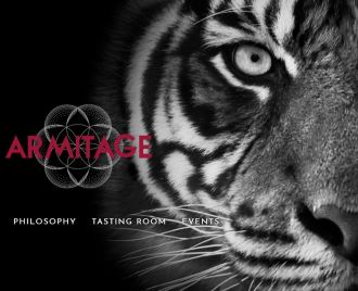 armitage wines website
