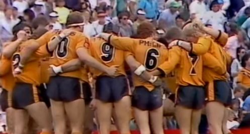 1988 Rugby Short Shorts