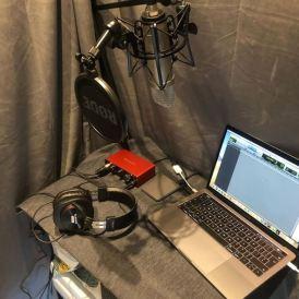 Richard's Home Studio
